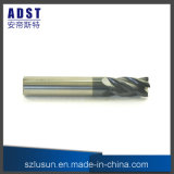 Hot Sale Tungsten Steel Ball Nose End Mill for Machine Tools