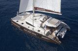 Top Class Catamaran 56 Sailing Boat with Ce