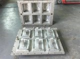Anti-Rust 6061 7075 Aluminum Alloy CNC Machined Plastic Injection Moulds for EPP Foam Products