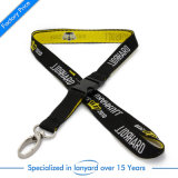 High Quality Promotion Woven Lanyard for Activity UK Polyester Custom