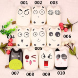 6000mAh Totoro Cartoon Power Bank Cute Animal Face Backup Batteries