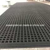Fiberglass FRP Molded Grating with Gritted Surface