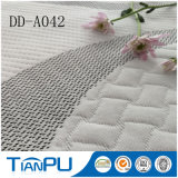 Air Layer Polyester Fabric / Mattress Topper Fabric