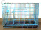 Folding Metal Wire Display for Dog Cage (MDR-142)