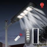 2021 Outdoor 100watt Integrated All in One China Sensor Solar Street Light Price