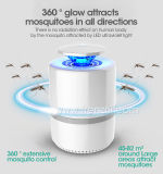 Powerful USB Supply Electric Mosquito Lamps Killer Anti Mosquito Lamp Fly Killer for Indoor Pest Control