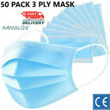 Face Mask 3-Ply Disposable Medical Mask Dust Mask Non-Woven Face Mask Medical Face Mask Disposable Face Mask Surgical Mask Face Masks