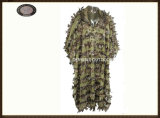 3D Leafty Ghillie Suit for Wargame