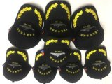 Custom Promotional Caps 3D Embroidery Golf Hat Fashion Visor Sports Cap Hat