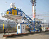 Mobile Concrete Mixing Plant (YHZS35)