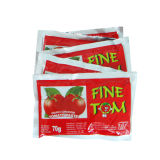 70g Sachet Tomato Paste Pouch From Hebei Tomato Factory