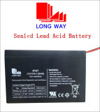 18V7ah Sound Equipment Rechargeable Sealed Lead Acid Battery