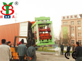 Qt6-15 Fully Automatic Concrete Hollow Block Making Machine/Cement Brick Machinery in Nigeria