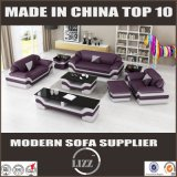 Modern Love Seat Leisure Sectional Leather Sofa Set