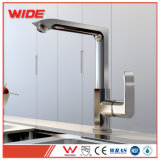 China Wholesale Deck Mounted Kitchen Faucet Hot Cold Water Mixer Tap