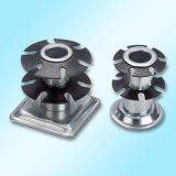 Double Metal-Tube Adapters (Square & Round)