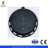 Anti Theft Lockable Ductile Iron Composite Well Manhole Cover for Ship