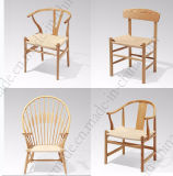 Wholesale Wooden Furniture Outdoor Patio Garden Modern Style Peacock Solid Wood Chair