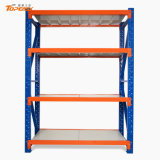 Garage Storage Economical Medium Duty Steel Long Span Shelving Warehouse Stacking Rack