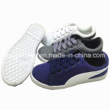 New Women Casual Canvas Shoes Injection Shoes Footwear (FHY913-8)