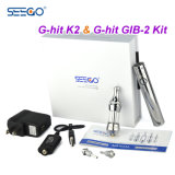 High Quality Seego E-Cigarettes G-Hit K2 Glass Oil Burner Kit