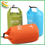 500d PVC Collapsible Roll Top Compression Waterproof Dry Bag
