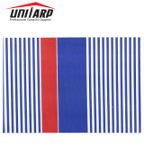 3 Color Striped PVC Vinyl Tarp for Awning Shade