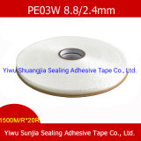 9/2.5mm PE Bag Sealing Tape for OPP Bag with Competitive Price Self-Sticky Adhesive Tapes