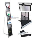 Cheap A4 Mesh L Brochure Display Stand
