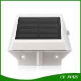Mini 4LED Lamp Garden Path Outdoor Solar Wall Light LED