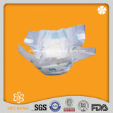 Disposable Baby Napkin with Leak Guard and Elastic Waist