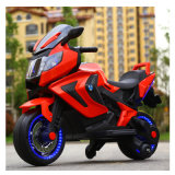Wholesale China Factory Cool Red Electric Motorcycle for Lively Kids