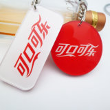 Custom Acrylic Keychain High-Quality Creative Carton Promotion Gift