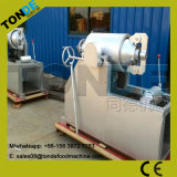Large Capacity Rice Puffed Machine With Gas Heating