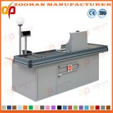 Supermarket Store Electric Cashier Checkout Counter with Conveyor Belt (Zhc13)