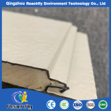 Decorative Material Composite PU Sandwich Panel Exterior Galvanized Steel Surface Board