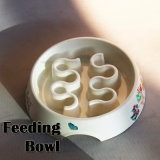 Customized Applique Melamine Bowl for Dog and Cat