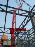 23m R Shape 4 Arms Spider Concrete Placing Boom for One Belt One Road Construction