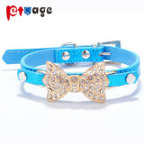 PU Collars Pet Supply Decorations Dog Products Leather Pet Collar