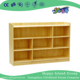 Kindergarten Natural Wood Storage Cabinet (HG-4303)
