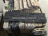 Luxury Black Galaxy Ledge Stone for Feature Wall