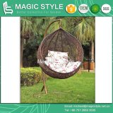High Quality Best Price Hammock Big Round Wicker Swing Hanging Chair Balcony Swing (Magic Style)