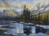 High Quality Landscape Oil Painting on Canvas