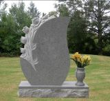 Fast Delivery Cheap Upright Antique Granite Headstones