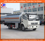 5000liter Dongfeng Cummins Fuel Bowser with Dispenser Machine