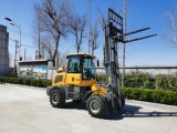 Used Jcb John Deer Telescopic Reach Boom Forklift for Sale