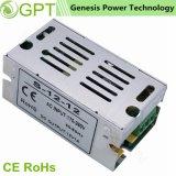 12W 12V 24V Switching LED Lighting Power AC DC Transformer, Indoor LED Power Supply Driver SMPS Transformer