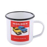 Best Selling Customized Decoration Mug Enamel Mug Cup for Promotion Gift Use