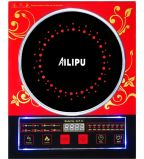 Ailipu blue lighting 2200W  electrical Induction cooker  to Turkey Syria Market  ALP-12