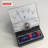 -1~3A -0.2~0.6A School Supply J-0407 for Education Ammeter with Iron Terminal